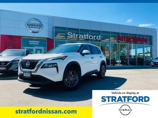 Used 2021 Nissan Rogue S AWD for sale in Stratford, ON