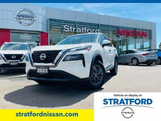 New 2021 Nissan Rogue S FWD for sale in Stratford, ON