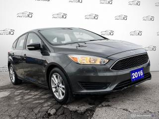 Used 2016 Ford Focus SE Auto/Bluetooth/Power Windows and Doors for sale in St Thomas, ON