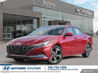 New 2021 Hyundai Elantra Ultimate IVT Tech for sale in Barrie, ON