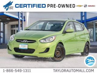 Used 2012 Hyundai Accent GL for sale in Kingston, ON