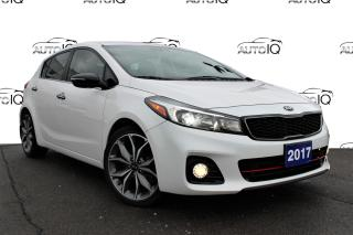 Used 2017 Kia Forte 1.6L SX NAVIGATION SUNROOF LEATHER for sale in Hamilton, ON