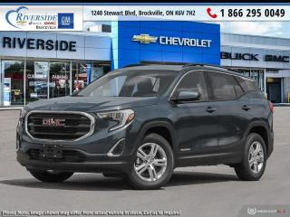 New 2021 GMC Terrain SLE for sale in Brockville, ON