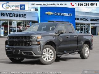 New 2021 Chevrolet Silverado 1500 Silverado Custom for sale in Brockville, ON