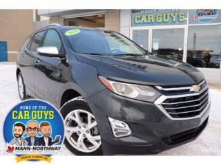 Used 2020 Chevrolet Equinox Premier   Remote Start, No Accidents. for sale in Prince Albert, SK