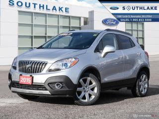 Used 2015 Buick Encore Premium for sale in Newmarket, ON