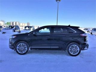 New 2020 Ford Edge Titanium for sale in Langenburg, SK