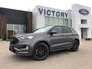 New 2020 Ford Edge ST Line for sale in Chatham, ON