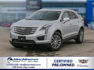 Used 2017 Cadillac XT5 Luxury for sale in London, ON