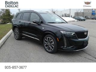 New 2021 Cadillac XT6 Premium Luxury - Leather Seats - $460 B/W for sale in Bolton, ON