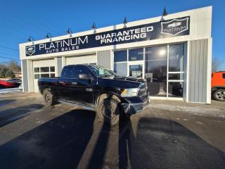 Used 2013 RAM 1500 ST for sale in Kingston, ON