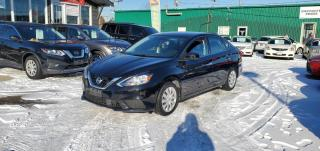 Used 2019 Nissan Sentra S CVT for sale in Burlington, ON