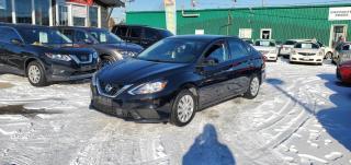 Used 2019 Nissan Sentra S CVT for sale in Burlington, ON