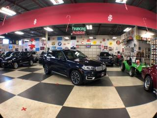 Used 2016 BMW X5 XDRIVE 35i AWD PREMIUM NAVI TECHNOLOGY PKG 76K for sale in North York, ON