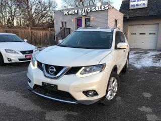 Used 2015 Nissan Rogue FWD 4dr SV for sale in Brampton, ON