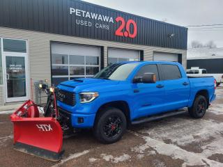 Used 2019 Toyota Tundra TRD Pro for sale in Pembroke, ON