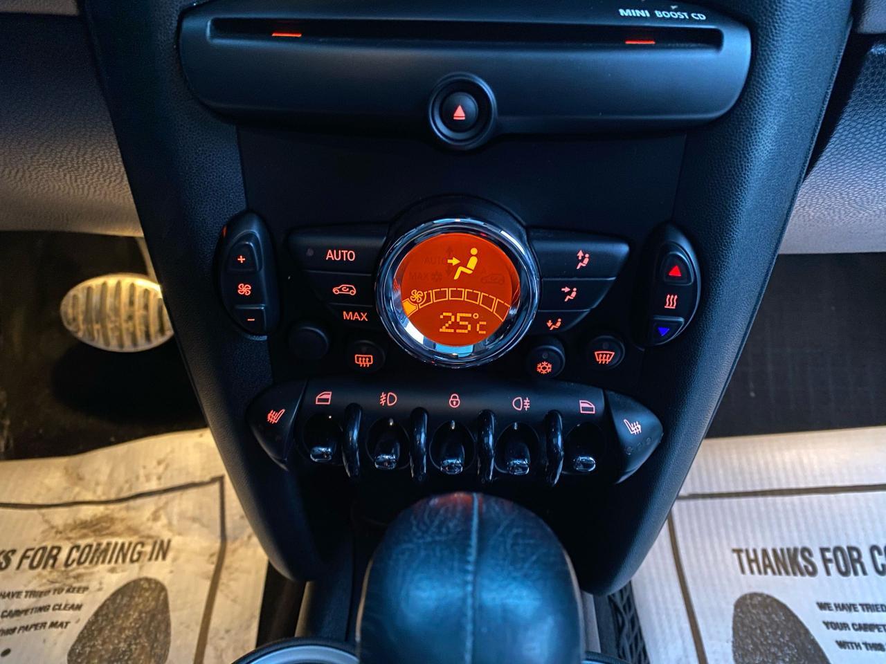2012 MINI Cooper S