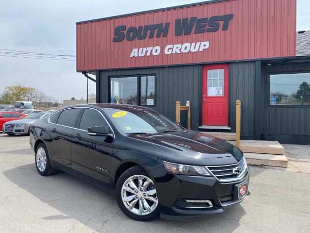 2019 Chevrolet Impala LT|Lthr Seats|BackUp|Alloys|RemoteStarter