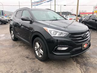 Used 2017 Hyundai Santa Fe Sport SPORT*AWD*PANO ROOF*BACKUP CAM for sale in London, ON
