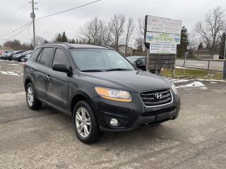 Used 2010 Hyundai Santa Fe LIMITED for sale in Komoka, ON