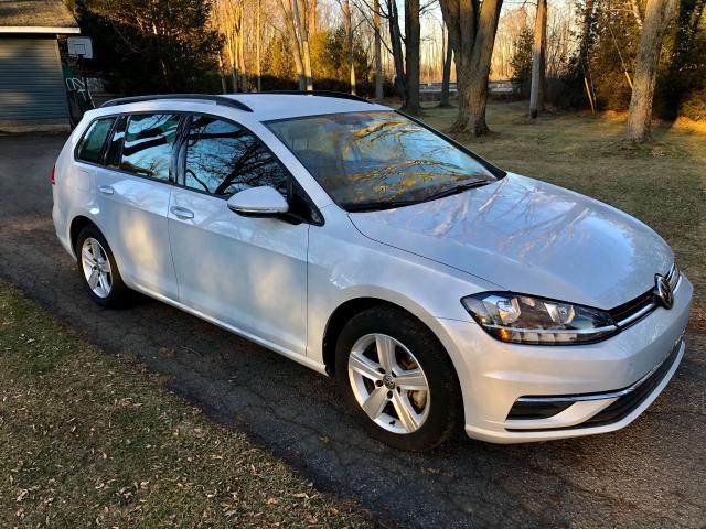 2019 Volkswagen Golf SportWagen Comfortline With only 29500 km $81.00 weekly