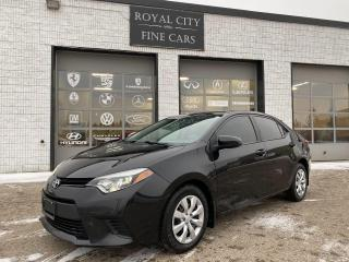 Used 2014 Toyota Corolla LE No Accidents Heated Seats Reverse Camera for sale in Guelph, ON