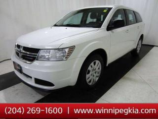 Used 2015 Dodge Journey Canada Value Pkg *Always Owned In MB!* for sale in Winnipeg, MB