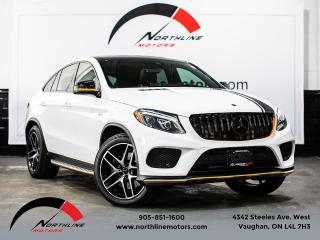 Used 2018 Mercedes-Benz GLE GLE43 AMG Coupe/Navigation/360 Camera for sale in Vaughan, ON