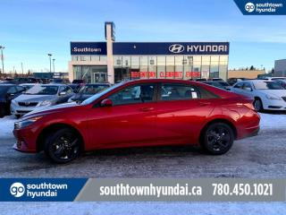 New 2021 Hyundai Elantra Preferred - 2.0L Blind Spot, Heated Wheel, Push Button, Fog Lights for sale in Edmonton, AB