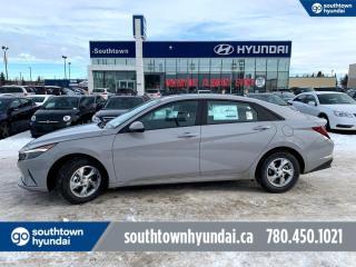 New 2021 Hyundai Elantra Essential M/T -2.0L Heated Seats, Backup Cam, Bluetooth, A/C for sale in Edmonton, AB