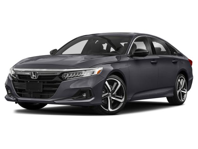2021 Honda Accord Sport ACCORD 4 DOORS