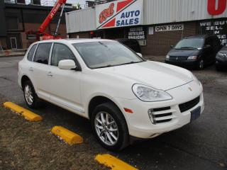 Used 2009 Porsche Cayenne S ~ NAV. ~ BLUETOOTH ~ LOW KM ~ ACCIDENT FREE for sale in Toronto, ON