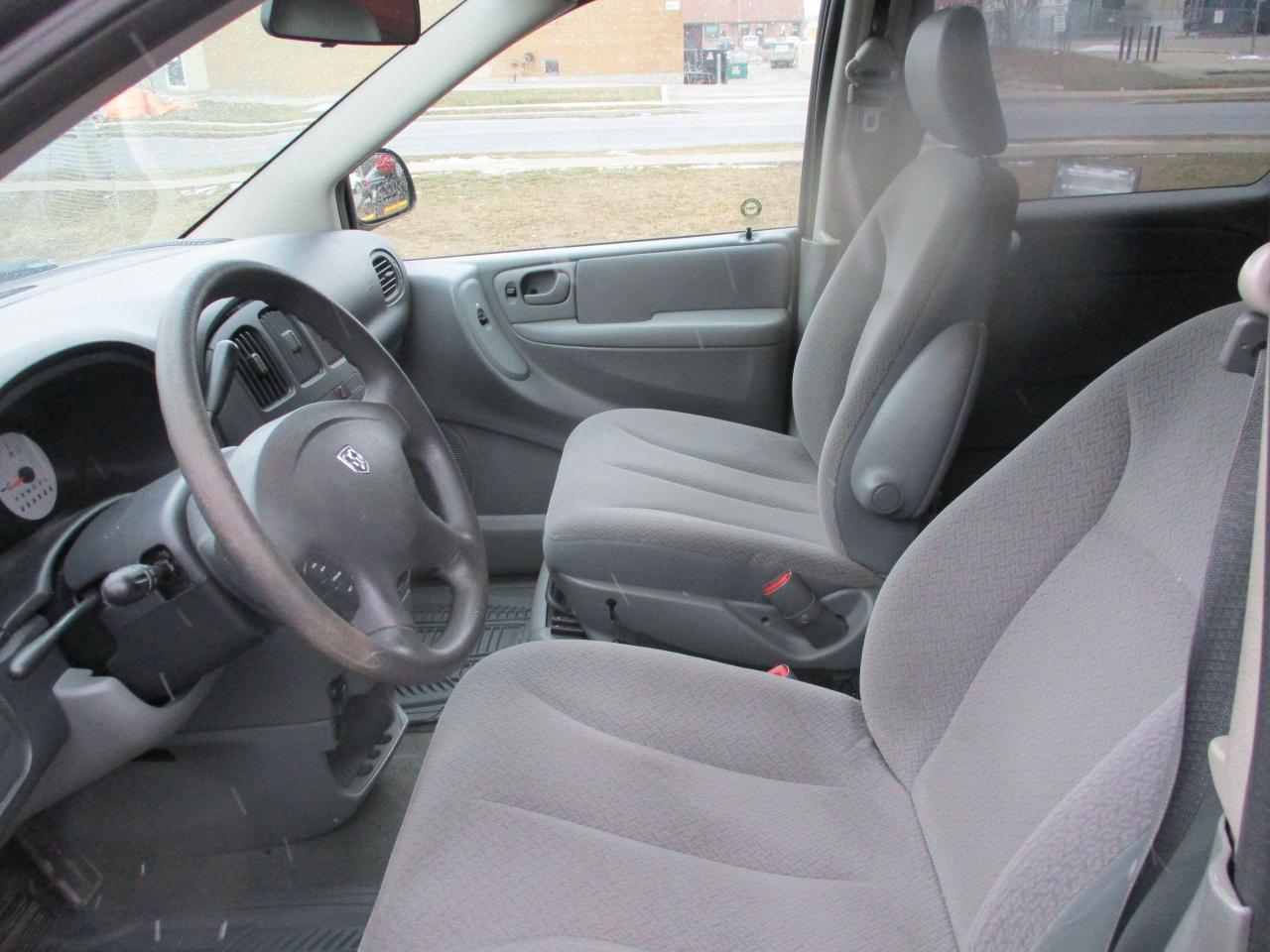 2007 Dodge Caravan