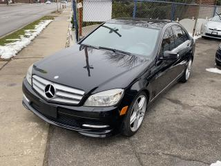 Used 2011 Mercedes-Benz C-Class C 350 for sale in Hamilton, ON
