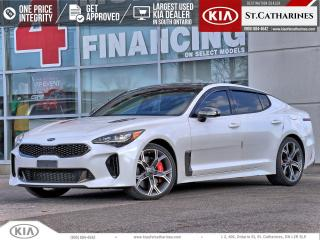 Used 2018 Kia Stinger GT Limited for sale in St Catharines, ON