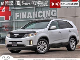 Used 2015 Kia Sorento EX V6 | AWD | Panoramic Roof | Leather for sale in St Catharines, ON