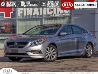 Used 2016 Hyundai Sonata Limited | Smart Cruise | Navigation | Leather for sale in St Catharines, ON