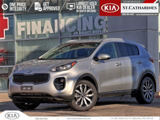 Used 2017 Kia Sportage EX AWD | Android Auto | Push Start | Climate Ctrl for sale in St Catharines, ON