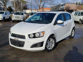 Used 2013 Chevrolet Sonic LT for sale in Brampton, ON