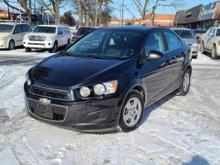 Used 2015 Chevrolet Sonic LT for sale in Brampton, ON
