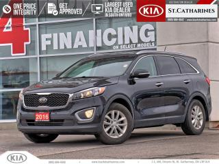 Used 2016 Kia Sorento LX | Heated Seat | Cruise | Bluetooth for sale in St Catharines, ON