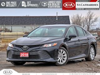 Used 2018 Toyota Camry LE | LANE ASSIST | BACKUP CAM | RADER CRUISE for sale in St Catharines, ON