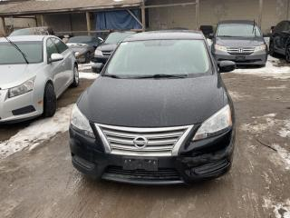 Used 2015 Nissan Sentra S for sale in Hamilton, ON