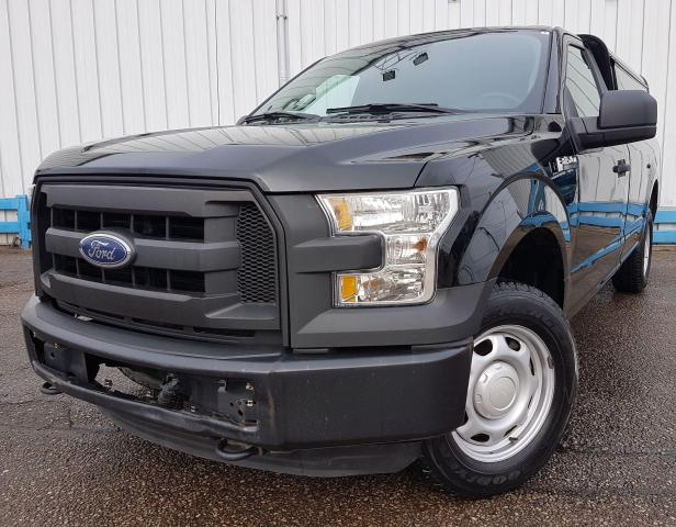 2016 Ford F-150 XL LONG BOX 4X4