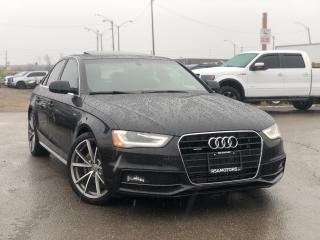 Used 2015 Audi A4 TECHNIK S-LINE for sale in Oakville, ON