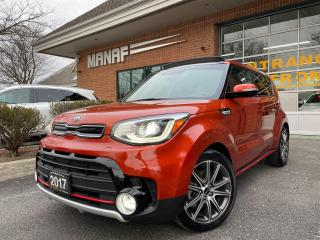 Used 2017 Kia Soul SX Turbo Tech Panoramic Sunroof Navi R.Cam Certi* for sale in Concord, ON