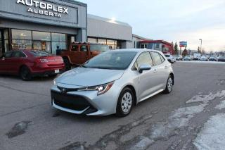 Used 2019 Toyota Corolla SE CVT for sale in Calgary, AB