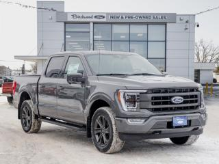 New 2021 Ford F-150 LARIAT 502A SPORT   MOONROOF   CO-PILOT360 for sale in Winnipeg, MB
