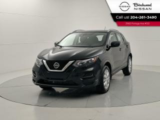 Used 2020 Nissan Qashqai SV AWD | Remote Start | Sunroof | Heated Seats/Steering Wheel for sale in Winnipeg, MB