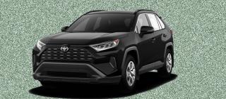 New 2021 Toyota RAV4 RAV4 LE FWD for sale in Pickering, ON